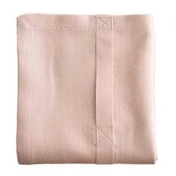 Herringbone Kitchen towel, 53 x 86cm, pale rose