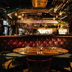 10-dish tasting menu for two at red rooster