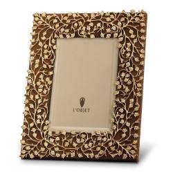 "Lorel Photograph frame, 4 x 6"", gold"