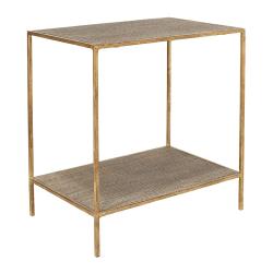 Baricella Side table, Natural