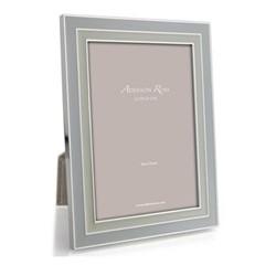 "Manhattan Photograph frame, 4 x 6"", dove grey and pebble"