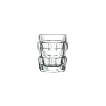 After Diamond Set of 6 shot glasses, 6cl, clear