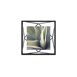 "Prisma Photo frame, 4 x 4"", black"