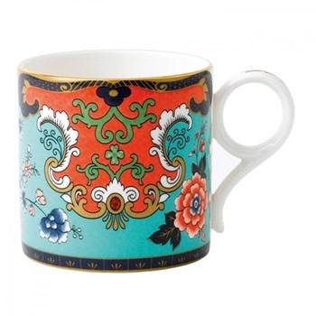 Wonderlust - Scroll Mug, H8.4 x W8.6 x D12.1cm, ornamental