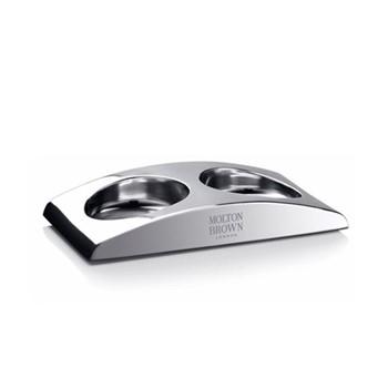 The Elemental Arc Handwash holder, stainless steel