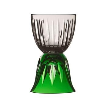 Les Endiables Cerdagne glass, grey/green
