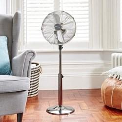 Dual blade fan