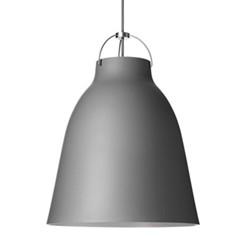 Caravaggio-P3 Pendant lamp, H51 x Dia40cm, matt grey45