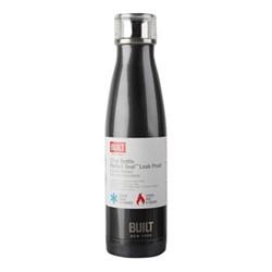 Water bottle, 500ml, charcoal