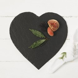 Heart Cheese board, 30 x 30cm