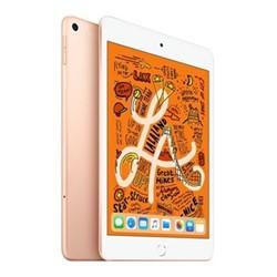 "2019 iPad mini 5, Wi-Fi + Cellular, 256GB, 7.9"", gold"