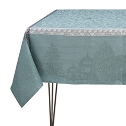 Symphonie Baroque Tablecloth, 175 x 320cm, smoke