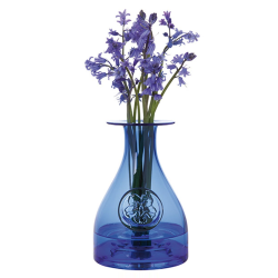 Flower Bottles Primrose bottle, H22.5cm, Blue