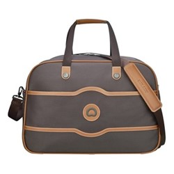 Chatelet Air Soft Cabin duffle bag, 54cm, chocolate