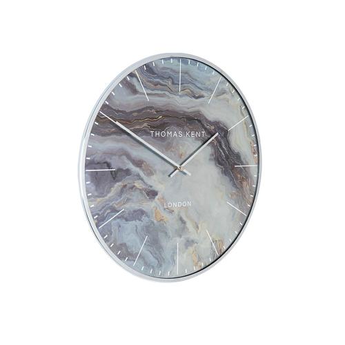 Oyster Wall clock, 41cm, Glacier