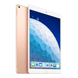 "2019 iPad Air, Wi-Fi + Cellular, 256GB, 10.5"", gold"