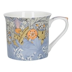 William Morris Mug, H8 x W12 x L9cm, multicoloured