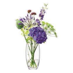 Flower Vase, H20cm