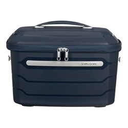 Flux Beauty case, navy blue