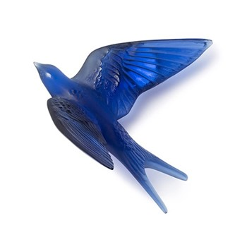Wall swallow wings up H88 x L153 x W166mm