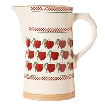 Apple XL jug, H26cm