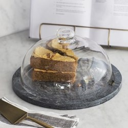 Cake dome H16 x W29 x D29cm