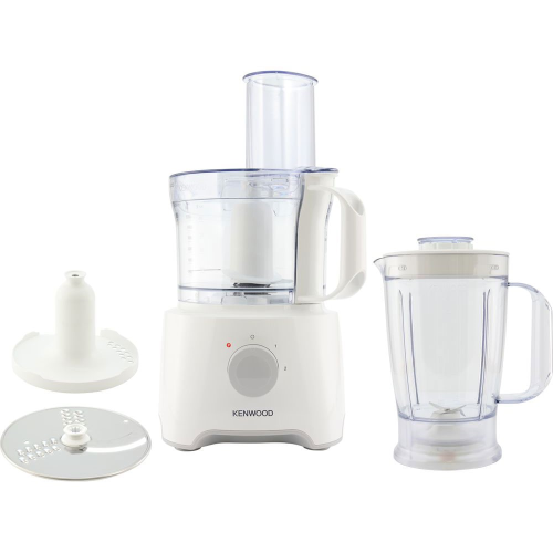 Multipro Compact FDP301WH Food processor, white
