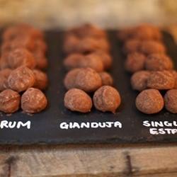 Chocolate tasting adventure
