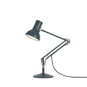 Type 75 Mini desk lamp, slate grey