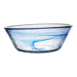 Mine Bowl, Dia25cm, Blue