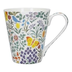 Spring Flowers Mug, H11 x W14 x L10cm, multicoloured