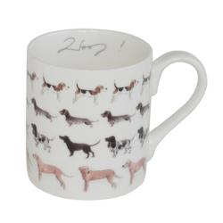 Woof Mug, 27.5cl