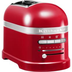 Artisan 2 slot toaster, Empire Red