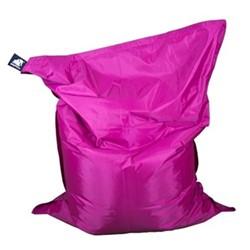 Jumbo Beanbag, 175 x 135cm, shocking pink