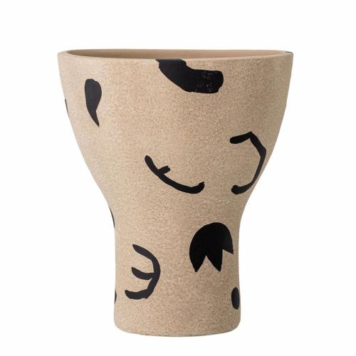 Deco Vase, H27 x D23cm, Multi