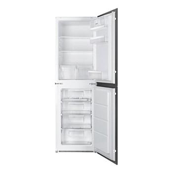 UKC3170P1 Fridge freezer, white