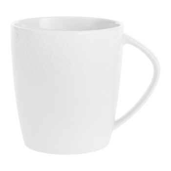 Port Cros Mug, D9 x H10cm - 34cl, white
