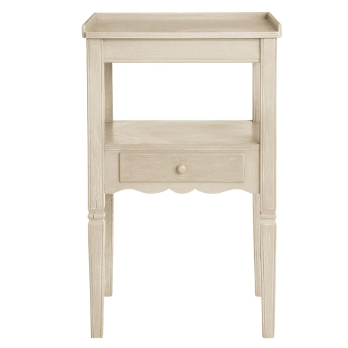 Radnor Bedside table, W40 x D40 x H65cm, wood