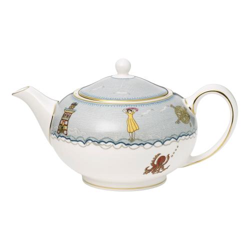 Sailors Farewell Small teapot, 0.66 litre