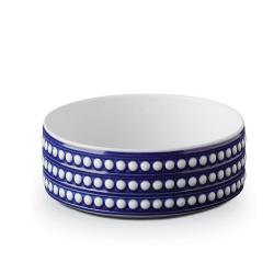 Perlee Deep bowl, 13cm, Blue