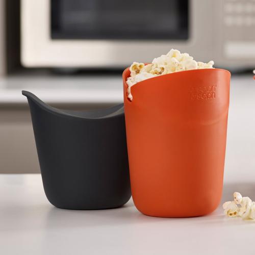 M-Cuisine Set of 2 popcorn makers
