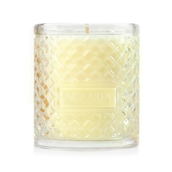 Woven Crystal Scented candle, 198g, golden cassis