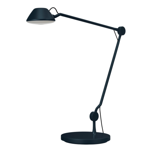 AQ01 Table lamp, H44 x W45 x D20cm, Blue