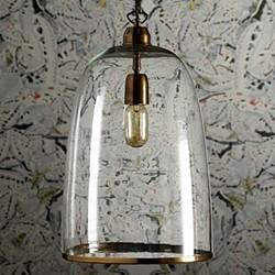 Large pendant light D28 x H40cm