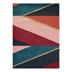 Sahara Rug, 170 x 240cm, burgundy
