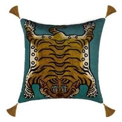 Large velvet cushion 60 x 60cm