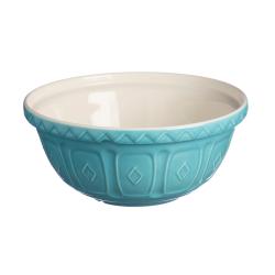 Mixing bowl, 29cm, Turquoise