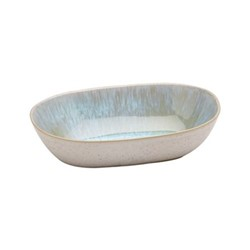 Ibiza Small oval bowl, L25 x W16.5 x H6cm, sea