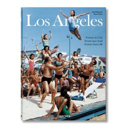 Portrait of a City Los Angeles - Reuel Golden