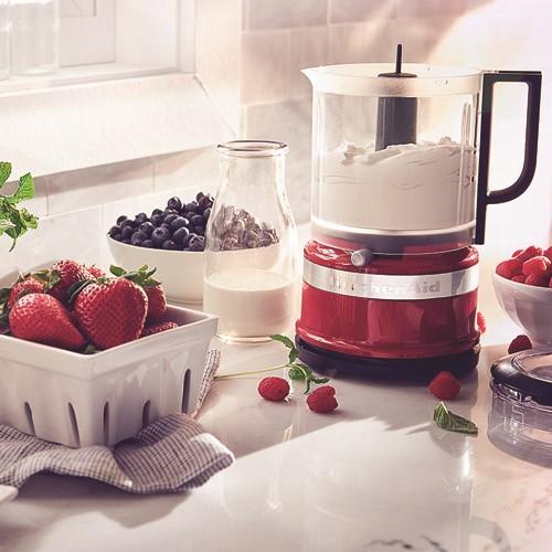 Mini Food processor, 830ml, Empire Red